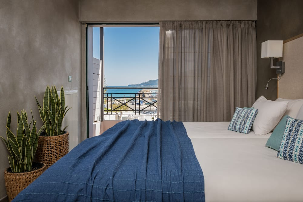 Double or Twin Room, Sea View - Balcony View