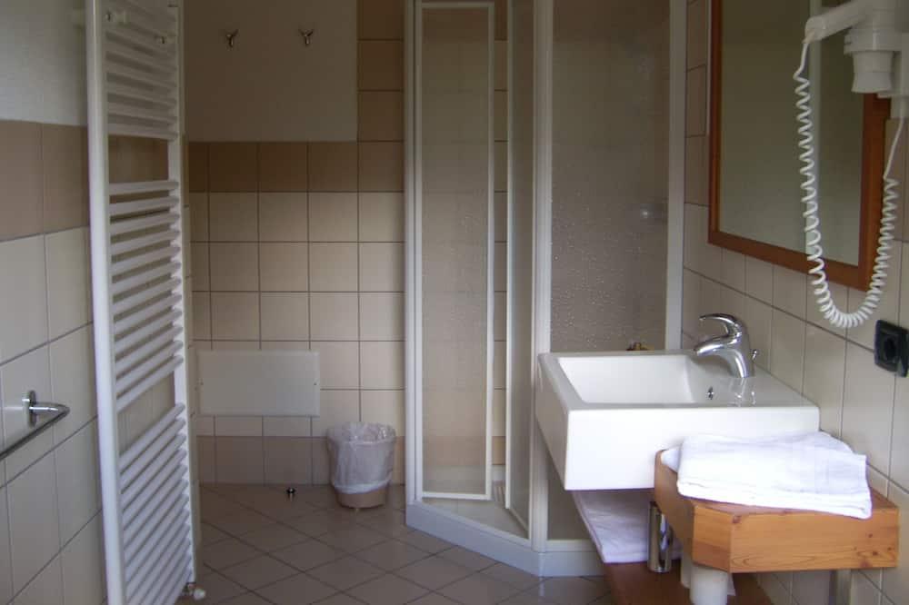 Comfort Triple Room (Nuova Dimora) - Bilik mandi