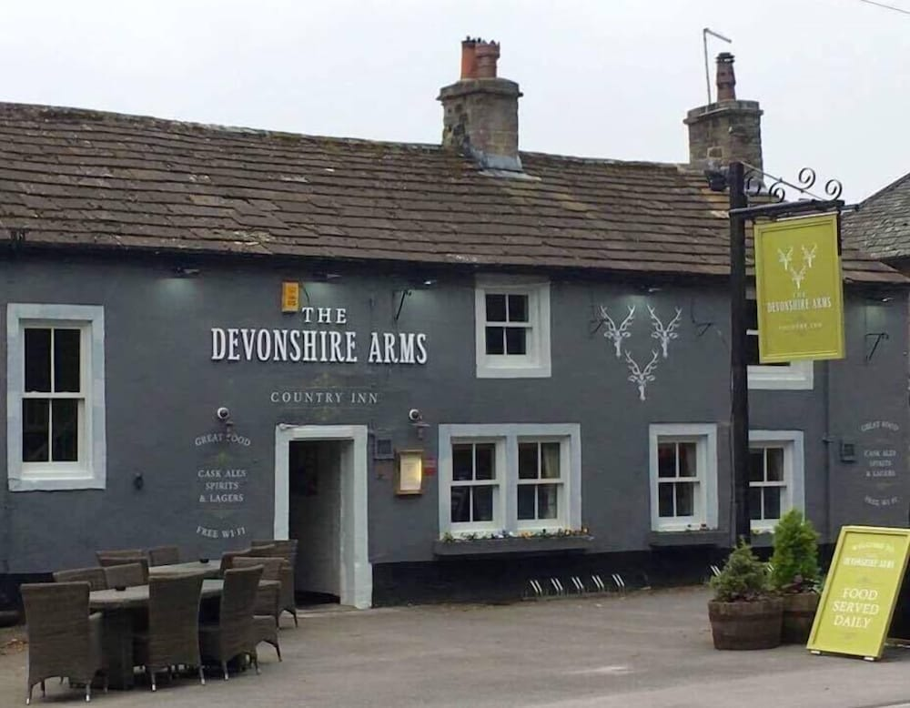 Devonshire Arms Inn Skipton