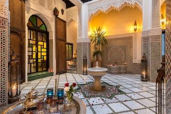 Naktsmītnes Algilà Fes Riad Medina Charme Hotel attēls vietā Fēsa