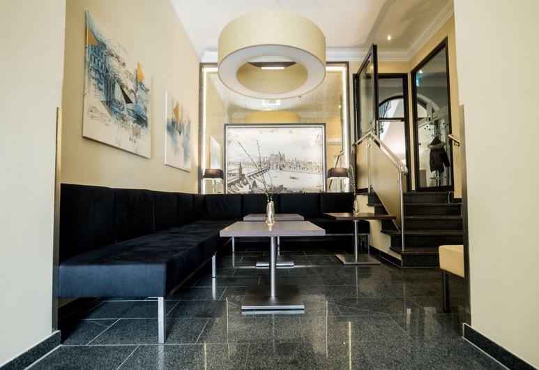 Hotel Jakob Regensburg, Regensburg, Lobby