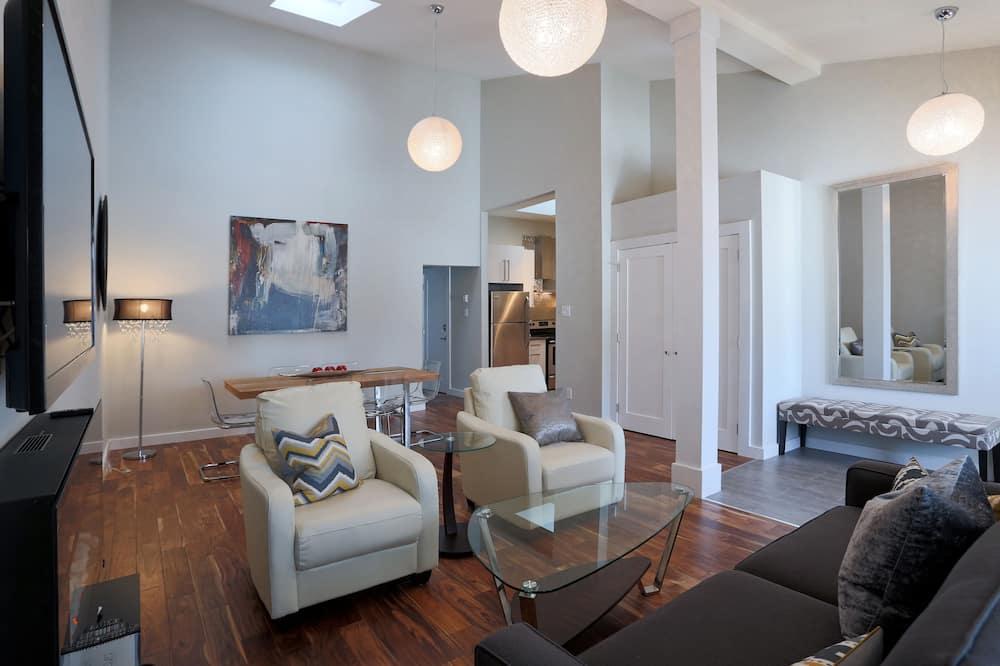 Departamento (2 Bedroom or 3 Bedroom) - Sala de estar