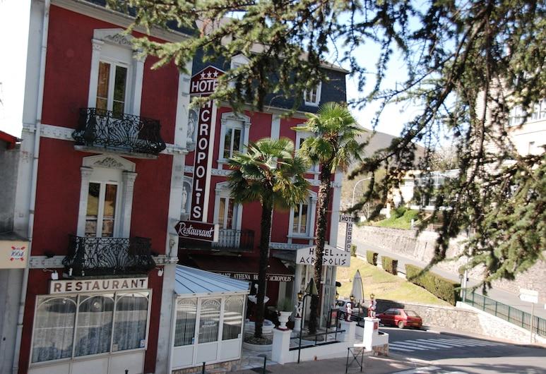 Hotel Acropolis, Lourdes, Otel Girişi