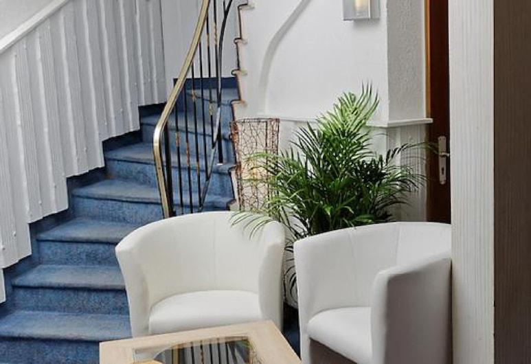 Hotel Hüttl - Garni, Worms, Lobby
