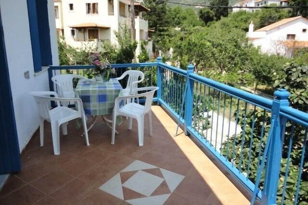 Economy Studio - Balcony