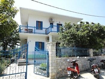 Apartmanok Szkopelosz Területén