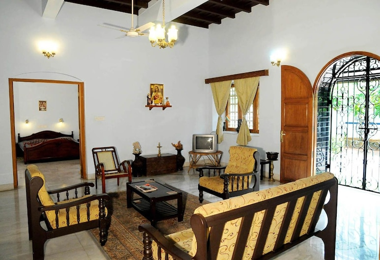 Kimansion Inn, Kochi, Living Area
