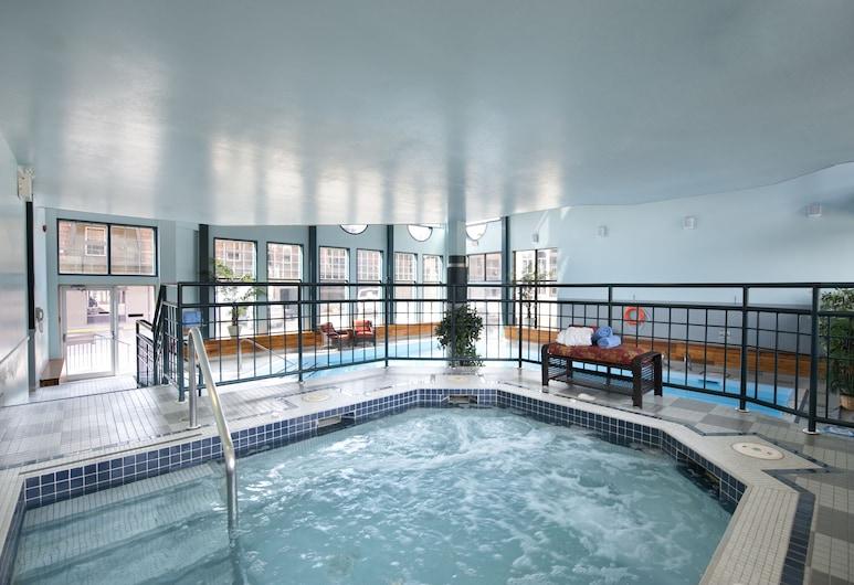 Tonquin Inn, Džasperis, SPA vonia viduje