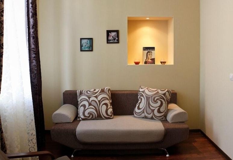 Hotel Rhapsody, San Pietroburgo, Suite, Area soggiorno