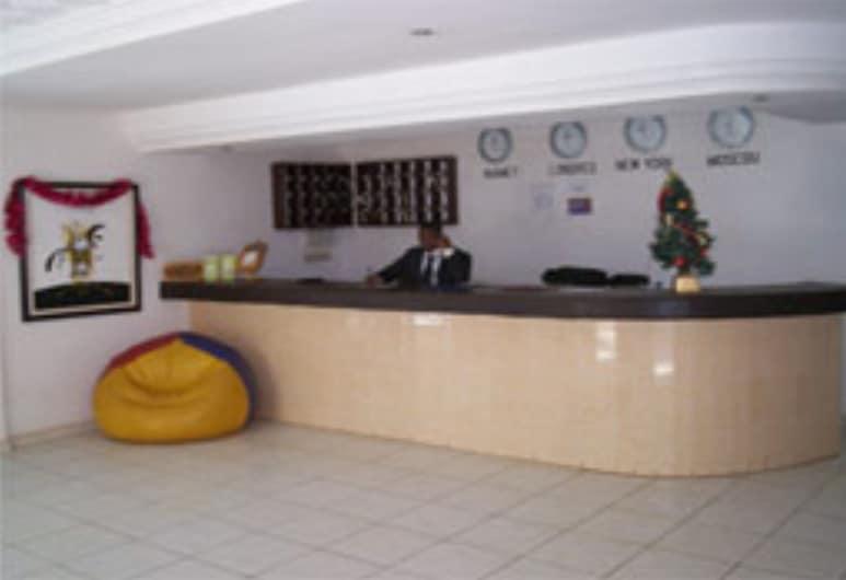 Homeland Hotel, Niamey, Reception