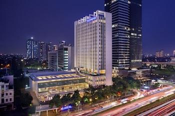 Cakarta bölgesindeki JS Luwansa Hotel and Convention Center resmi