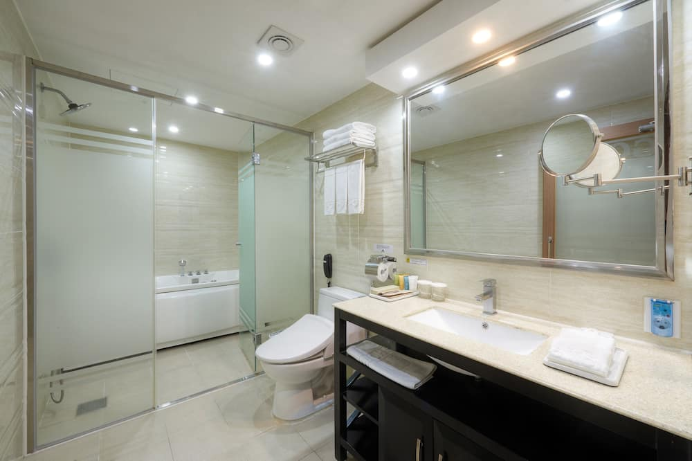 디럭스 트윈룸 - 욕실