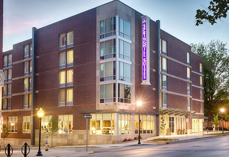 SpringHill Suites by Marriott Bloomington, Bloomington