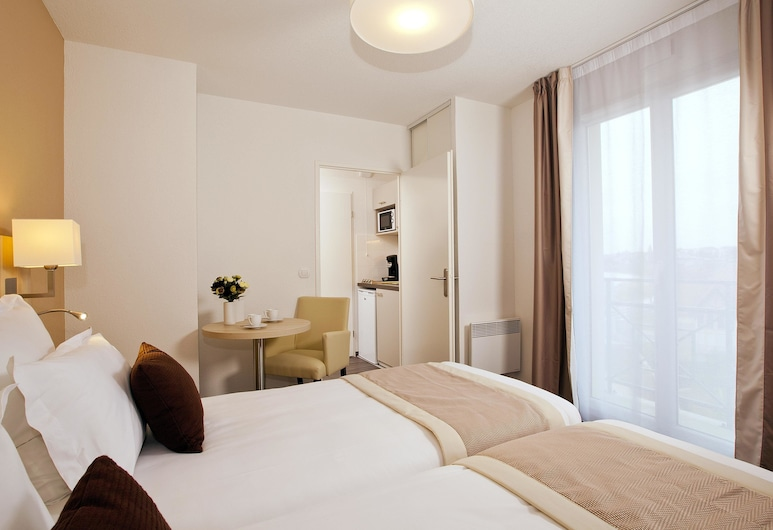 Residhome Neuilly Bords de Marne, Neuilly-Plaisance, Studio, Private kitchenette