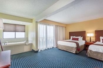 維吉尼亞海灘維吉尼亞海灘溫德姆華美達廣場飯店的相片
