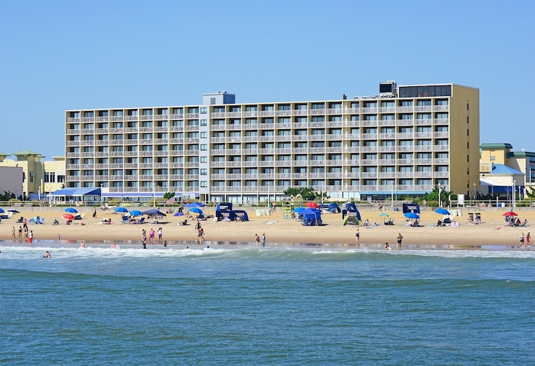 Ramada Plaza by Wyndham Virginia Beach, Virginia Beach, Praia