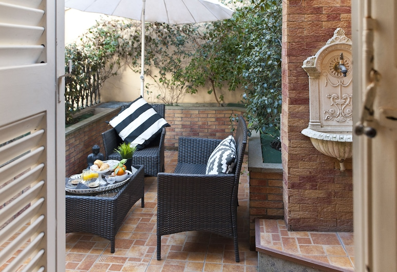 Holidays Rooms Rome Guest House, Roma, Suite, Balcone