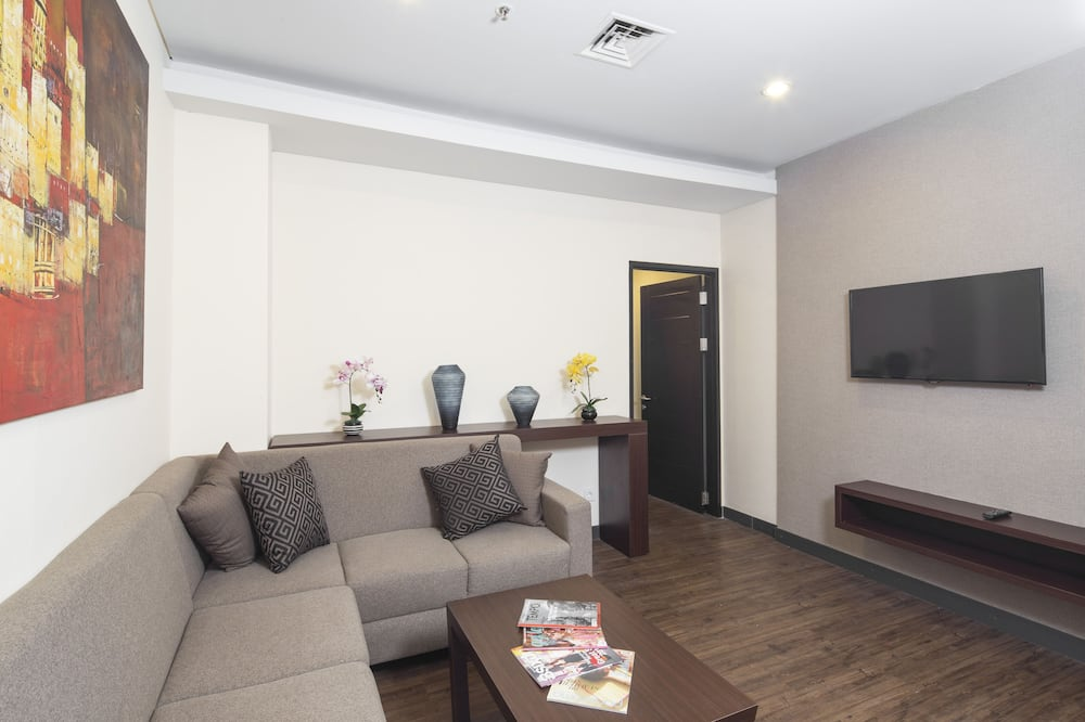 Oria Suite - Sala de estar
