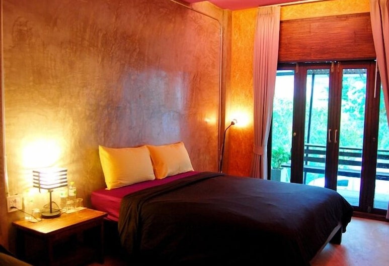 Qi 68 Hotel, Chiang Mai, Deluxe Twin, Guest Room