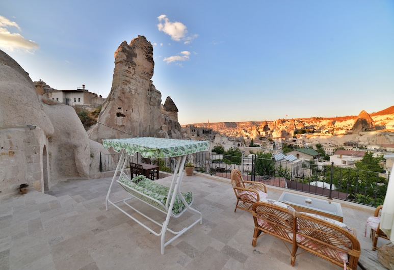 Grand Cave Suites, Nevsehir, Terrace/Patio