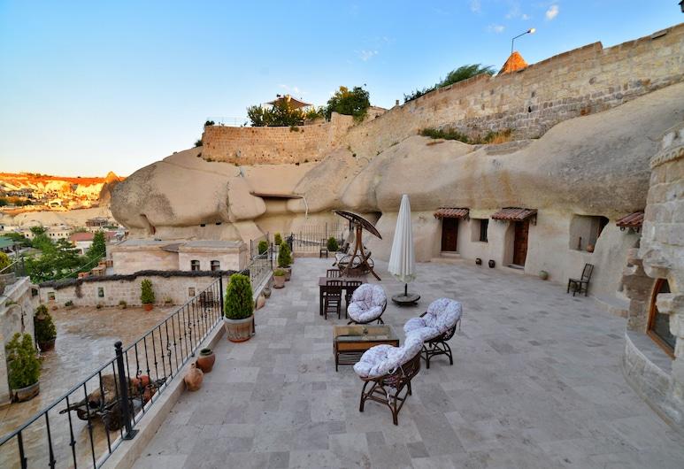 Grand Cave Suites, Nevsehir, Terraza o patio