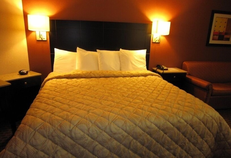 Red Carpet Inn And Suites Monmouth Jtc, Monmouth Junction, Chambre Standard, Chambre