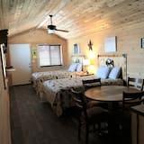 Pokoj, 2 dvojlůžka (180 cm) - Obývací prostor