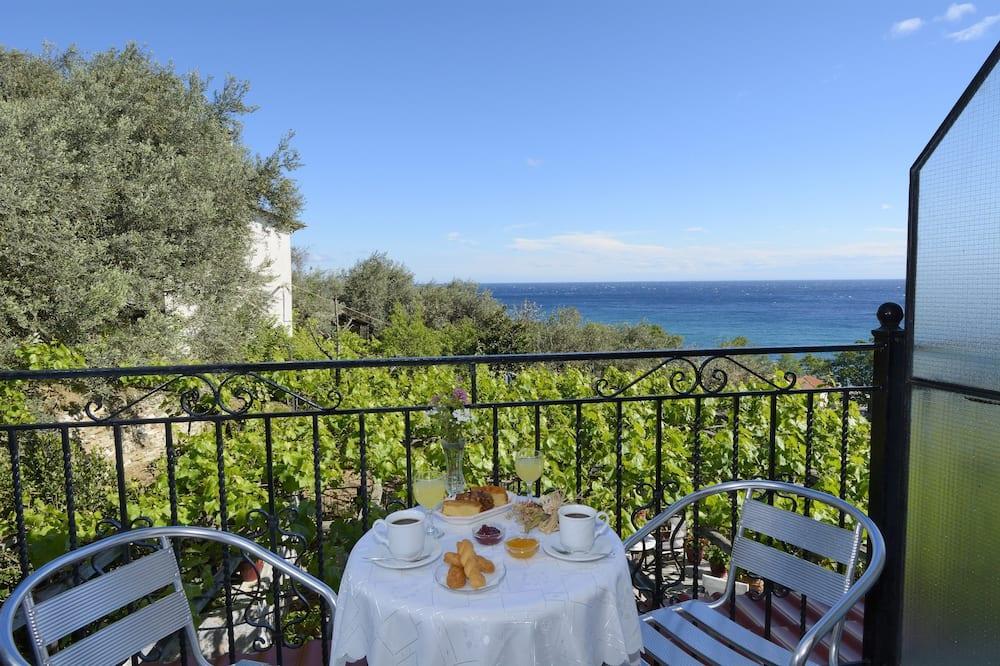 Romantic Room - Balcony