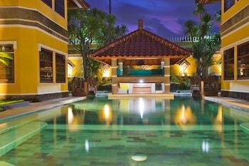 登巴薩沙努爾阿佩爾別墅的圖片