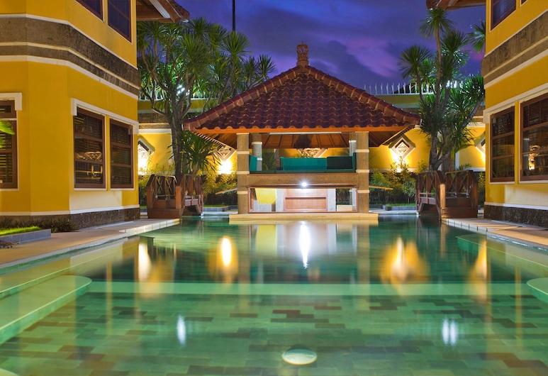 沙努爾阿佩爾別墅, 登巴薩, 室外泳池
