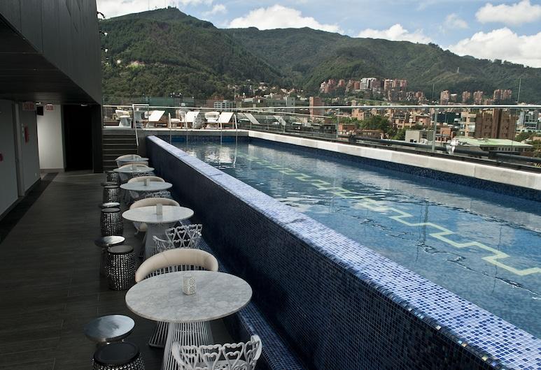 Hotel Exe Bacata 95, Bogotá, Piscina all'aperto