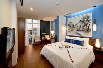A(z) Hanoi Avatar Hotel hotel fényképe itt: Hanoi
