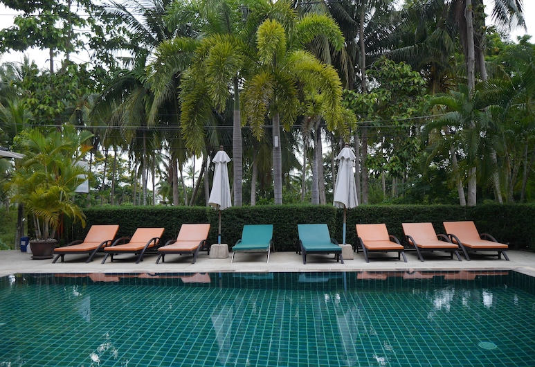 Ampha Place Hotel, Koh Samui, Outdoor Pool