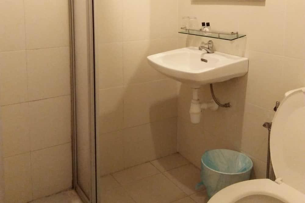 Superior-huone, 1 keskisuuri parisänky (No Window) - Kylpyhuone