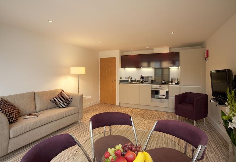SACO Holborn - Lamb's Conduit Street, לונדון, דירת סטנדרט, 2 חדרי שינה, אזור מגורים
