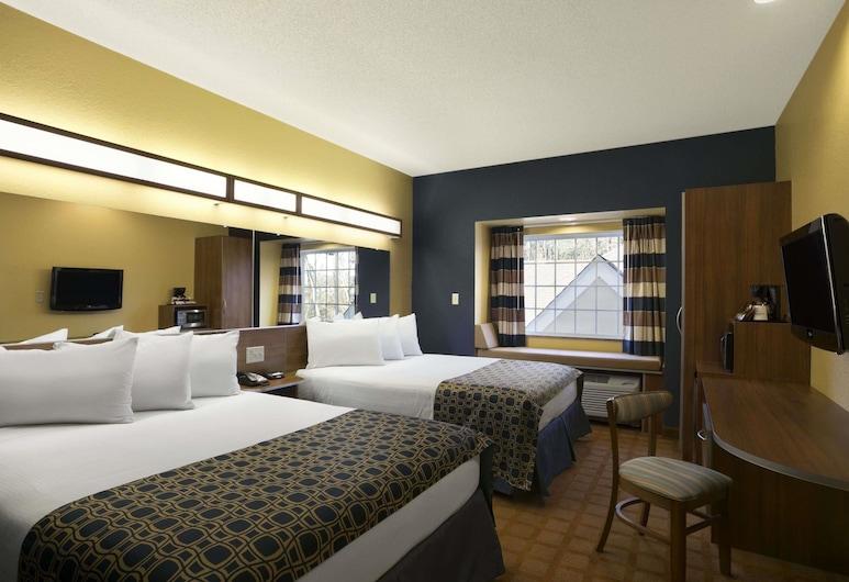 Microtel Inn & Suites by Wyndham Washington / Meadow Lands, Washington, Oda, 2 Büyük (Queen) Boy Yatak, Engellilere Uygun, Oda