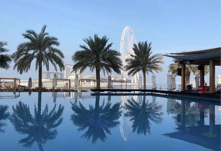 DoubleTree by Hilton Dubai - Jumeirah Beach, Dubajus, Baseinas