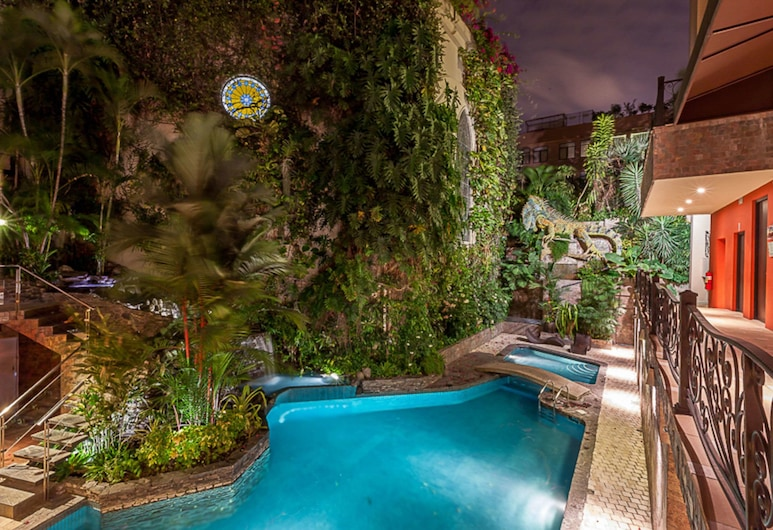 Grand Hotel Guayaquil, Ascend Hotel Collection, Guayaquil, Pool
