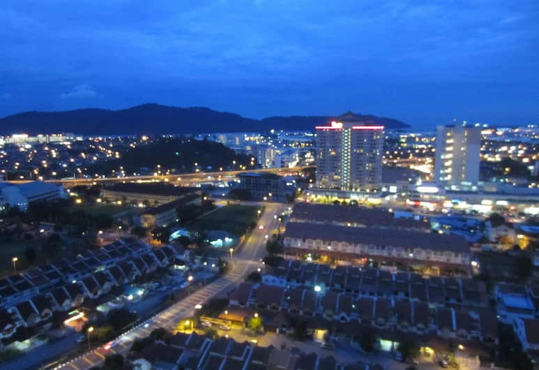 The CEO Duplex SOHO Suite, George Town, View from Hotel