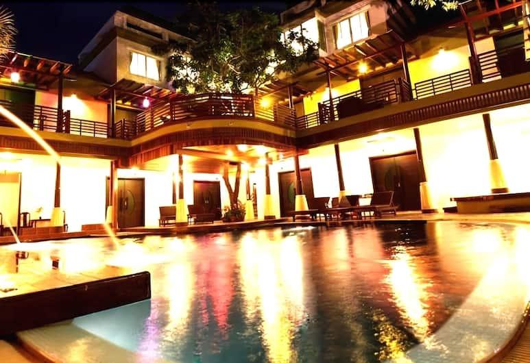 蘇梅島蘇安瑪麗飯店, 蘇梅島, 室外游泳池