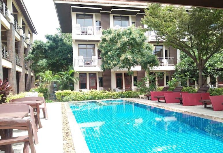 SP 查汶海宮酒店, 蘇梅島, 泳池