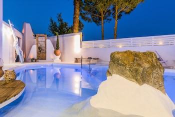 羅德島庫羅斯獨享飯店的相片