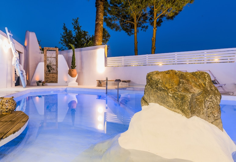 쿠로스 홈 호텔, 로도스, 야외 수영장