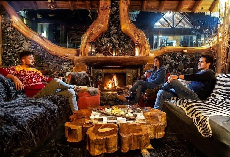 Hosteria Sudbruck, San Carlos de Bariloche, Hotel Lounge