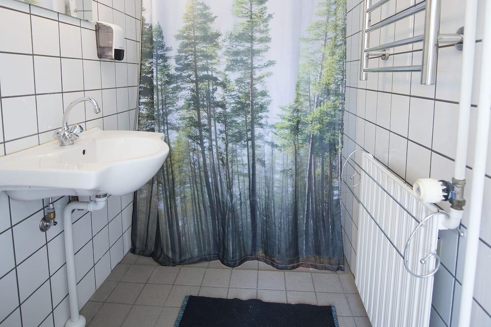 特級雙人房, 露台 - 浴室