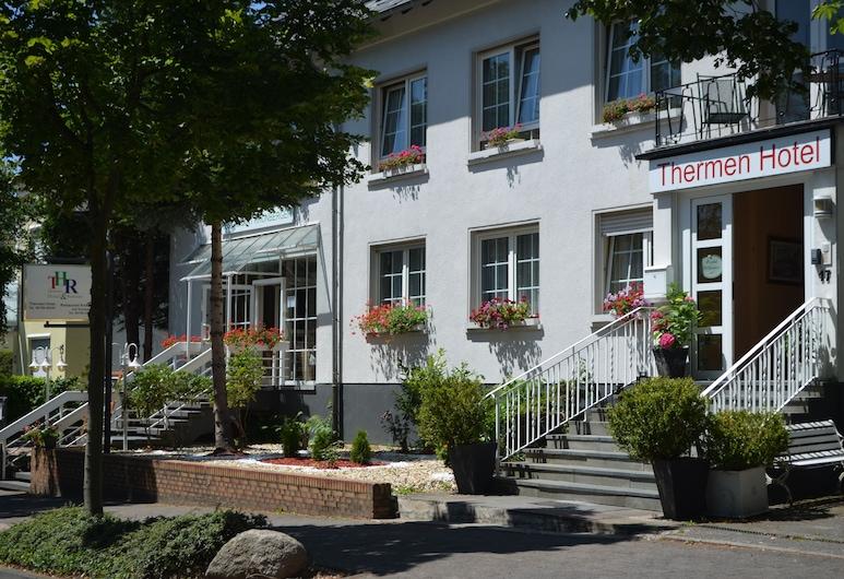 Thermen Hotel Bad Soden am Taunus, Bad Soden am Taunus, Hotellets facade