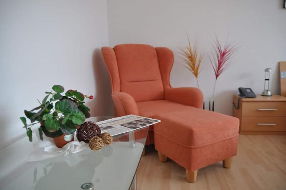 Pokój dla 1 osoby, przystosowanie dla niepełnosprawnych, dla niepalących - Powierzchnia mieszkalna