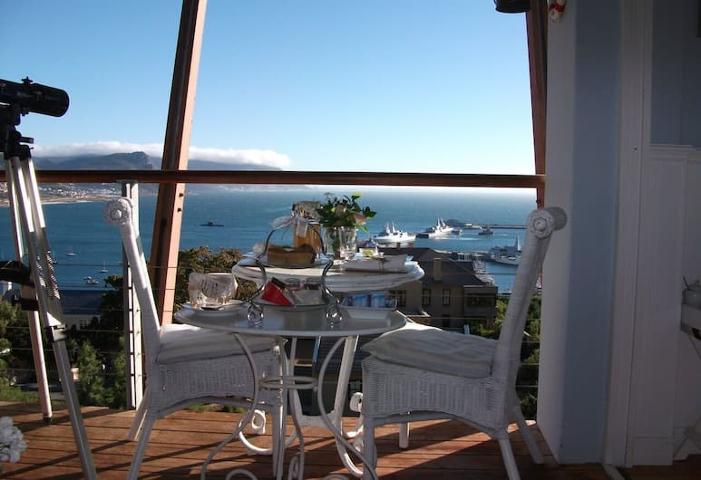 A Boat House, Cape Town, Breakfast Area