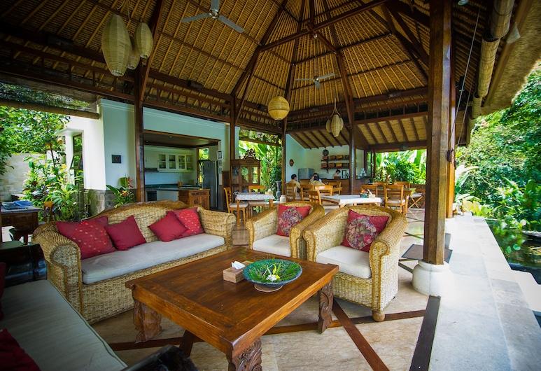 Amori Villas, Ubud, Lobby Lounge