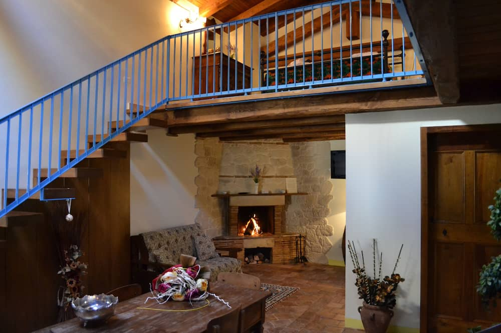 Suite superior - Zona de estar